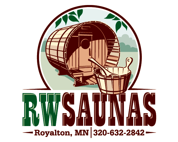 RW Saunas Logo